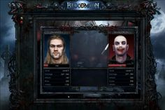 Bloodmoon is a Free to Play Browser-Based Role Playing MMO Game MMORPG