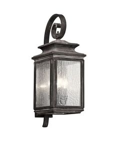 Kichler 49503 Wiscombe Park 4 Light Outdoor Wall Light