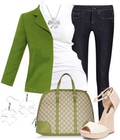 """""""The Luck Of The Irish"""" by tammylo-12 on Polyvore"""
