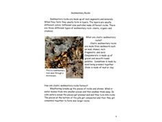 """4th grade students from the Swift River Elementary School in New Salem, Massachusetts created this field guide to local geology, featuring """"Things to Know"""" and """"Places to Visit"""", as part of a study of local geology and rocks and minerals.    To research the contents of their field guide, students did fieldwork at each of the sites documented in the book, and worked with local experts to learn about geological concepts."""
