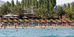 Пляж Схиньяс Athens Greece, Greek Islands, Dolores Park, Explore, Travel, Beaches, Trips, Greek Isles, Viajes