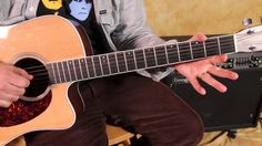 Faces - Ooh La La - How to Play on Acoustic Guitar - Acoustic Songs (+pl...