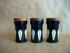 Vintage Catherineholm Enamelware Lotus Spice by VintageHomeShop, $90.00