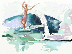 Steve PP's Surfy Art