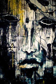 Iemza + Gilbert1, France - unurth | street art