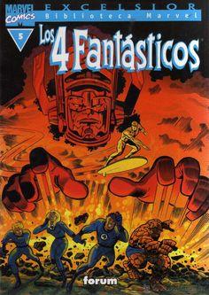Biblioteca Marvel, Los 4 Fantásticos completa 35 nº - Forum - Foto 1