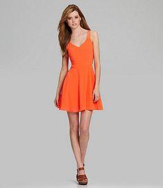 Jodi Kristopher Beaded Party Dress | Dillards.com | Homecoming ...