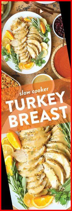 Moist, tender, perfectly seasoned crockpot turkey. No oven space needed! Includes the best turkey gravy using the drippings! turkey gravy from drippings Slow Cooker Turkey Breast 40+ Turkey Gravy From Drippings 2020 Slow Cooker Turkey, Crock Pot Slow Cooker, Slow Cooker Recipes, Crockpot Recipes, Best Turkey Gravy, Turkey Gravy From Drippings, Slow Cooking, Boneless Turkey Breast Recipe, Pasta Salad