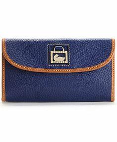 I NEED THIS TOO!!! Dooney & Bourke Handbag, Dillen Continental Clutch