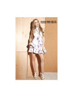 Viste fresca pero con estilo en esta primavera-verano 2016 con Candelaria moda. Visitanos en www.candelaria.com.co