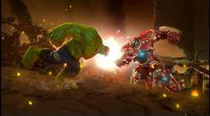 Marvel Contest of Champions Screenshot Hulk VS Iron Man (HulkBuster)