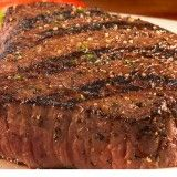 The only steak I eat! Beef Recipes, Chicken Recipes, Great Recipes, Favorite Recipes, Recipe Ideas, Yummy Recipes, Great Steak, Good Food, Yummy Food