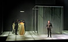 Macbeth. Shakespeare Theatre Company. Scenic design by John Coyne.