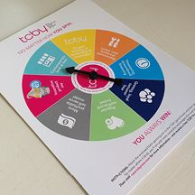 TCBY Spinner Direct Mail ‹ DessiDesigns