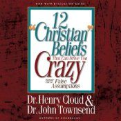 Not everything believed a biblical truth is truly biblical. he authors debunk 12 commonly accepted beliefs that cause bondage rather than liberty. They explain how nuggets of truth become cornerstones for error when wrongly understood, and they help build solid scriptural foundations that produce emotional freedom.