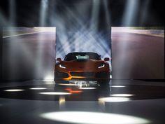 2019 Chevrolet Corvette ZR1 premiere in Dubai