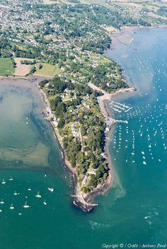 Photo aérienne de Arradon - Morbihan (56)