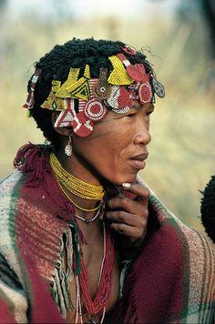 Oshiwambo Amp Herero Women In Their Traditional Attires
