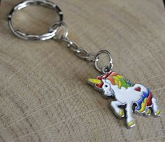 Check out this item in my Etsy shop https://www.etsy.com/uk/listing/492401222/unicorn-pendant-keyring