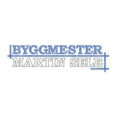 Vår nye logo design til Byggmester Martin Sele! #logokompaniet #LogoDesign