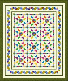 quilt pieced border design - Google Search
