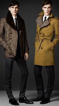 Autumn Coats
