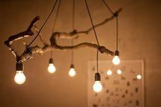 DIY inspo: snag chandelier