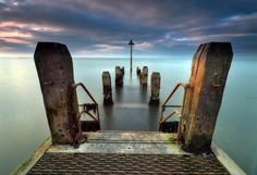 Nikon Sigma Cokin stacked Hitech 2 stop ND Grad It's times like this I wish I had a 10 stop filter, must be next on my item list of things to buy. The Jetty at Aberystwyth just before sunset. Aberystwyth, Before Sunset, Seaside Towns, Places Of Interest, Cool Photos, Amazing Photos, British Isles, Photo Contest, Wales