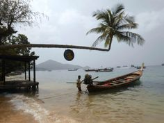 Sairee Beach, Koh Tao - Thailand