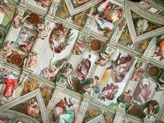 File:Chapelle sixtine plafond.jpg