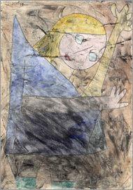 Paul Klee - Angel