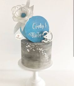Trying out the concrete effect on this cake for photoshoot so much fun! Baby Shower Cakes, Baby Shower Parties, Concrete Cake, Wafer Paper Flowers, Engagement Cakes, How To Make Cake, Wedding Cakes, Cupcakes, Place Card Holders