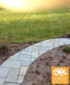 Sharplooking curve! Lotus, Sidewalk, Gardens, Lotus Flower, Side Walkway, Outdoor Gardens, Walkway, Walkways, Lily