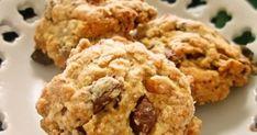 チアシード入りロッククッキー