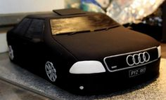 Car Cakes: Audi | bigFATcook
