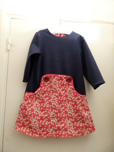 louisa dress compagnie m Bell Sleeves, Bell Sleeve Top, Couture, Sewing For Kids, Frocks, Kids Outfits, Children, Summer, Clothes