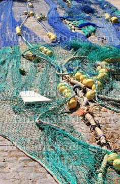 Bunch of fishing net Ibiza Island, Mallorca Island, Cool Pictures, Beautiful Pictures, Filets, Oceans, Fishnet, City Photo, I Am Awesome