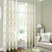 Green India Curtain Collection