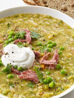 Split Pea Soup - Simple, basic, modifiable x)