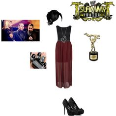 """Slammy Awards: Diva of the Year"" by ittybittykittyy on Polyvore"