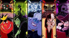 Our Fun Quiz Will Decide Your Inner Disney Villain Triumph Speed Triple 1050, Triumph Street Triple, Disney Love, Disney Magic, Disney Art, Disney Pixar, Funny Disney, Disney Memes, Disney Stuff