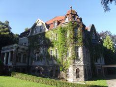 Pałac w Łezanach na #FujifilmXWorld