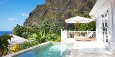 Jalousie Plantation Soufriere Villas: Elegantly Appointed Luxury Villas in St Lucia