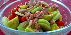Salata od avokada i tune — Coolinarika