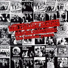 The Rollings Stones - Singles Collection: The London Years