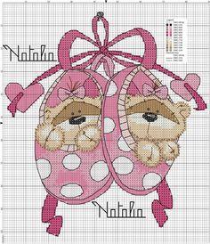 <3 cross stitch