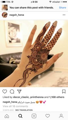121 Simple Mehndi Designs for Hands Pretty Henna Designs, Finger Henna Designs, Arabic Henna Designs, Bridal Henna Designs, Mehndi Design Photos, Unique Mehndi Designs, Mehndi Designs For Fingers, Beautiful Mehndi Design, Simple Mehndi Designs