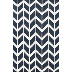 Fallon Rug in Navy
