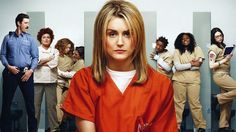 ORANGE IS THE NEW BLACK (Série Prison) Saison 1 Bande Annonce VF