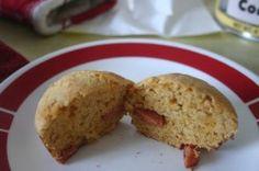 CORN DOG MUFFINS LUNCH/ DINNER/ SNACK http://foodstoragemadeeasy.net/2009/10/03/food-storage-recipescorn-dog-muffins/